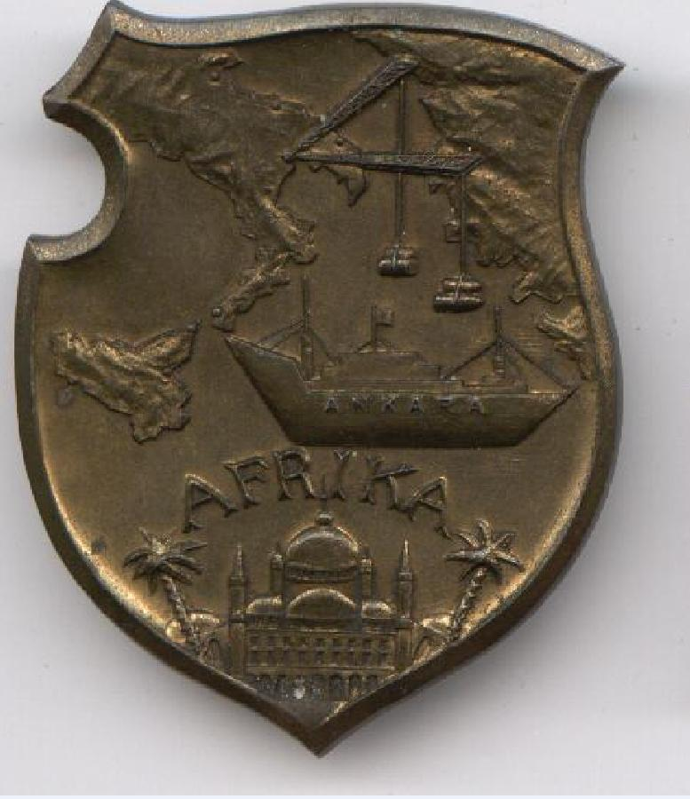 RARE ANKARA ARMSHIELD ARTICLE FOR COLLECTORS TO VIEW