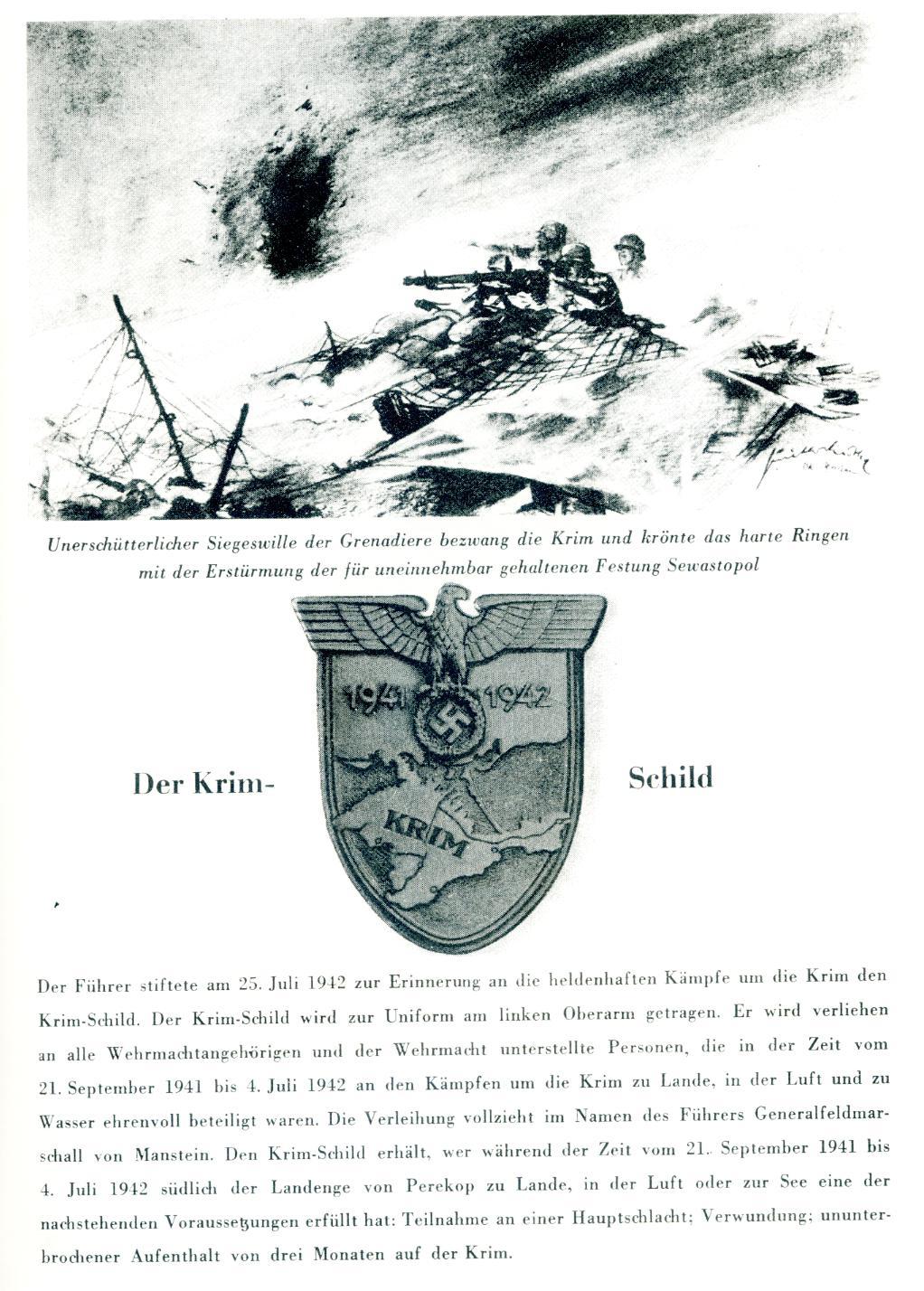 KRIM ARMSHIELD ORIGINAL PERIOD ARTICLE