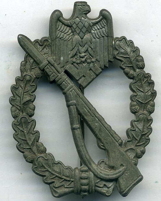 WH INFANTRY ASSAULT BADGES ARTICLE FOR COLLECTORS TO VIEW