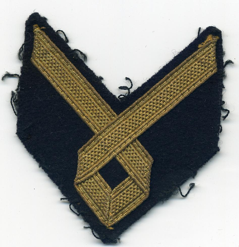 Italian Rank Badge   at WWW.Thirdreichmedals.com