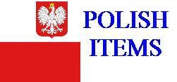 POLISH ITEMS