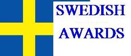 SWEDISH ITEMS