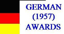 POST WAR WEST GERMAN ITEMS