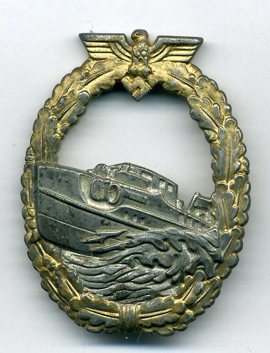 E BOAT BADGES