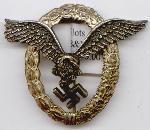 Luftwaffe Qualification Badge Page