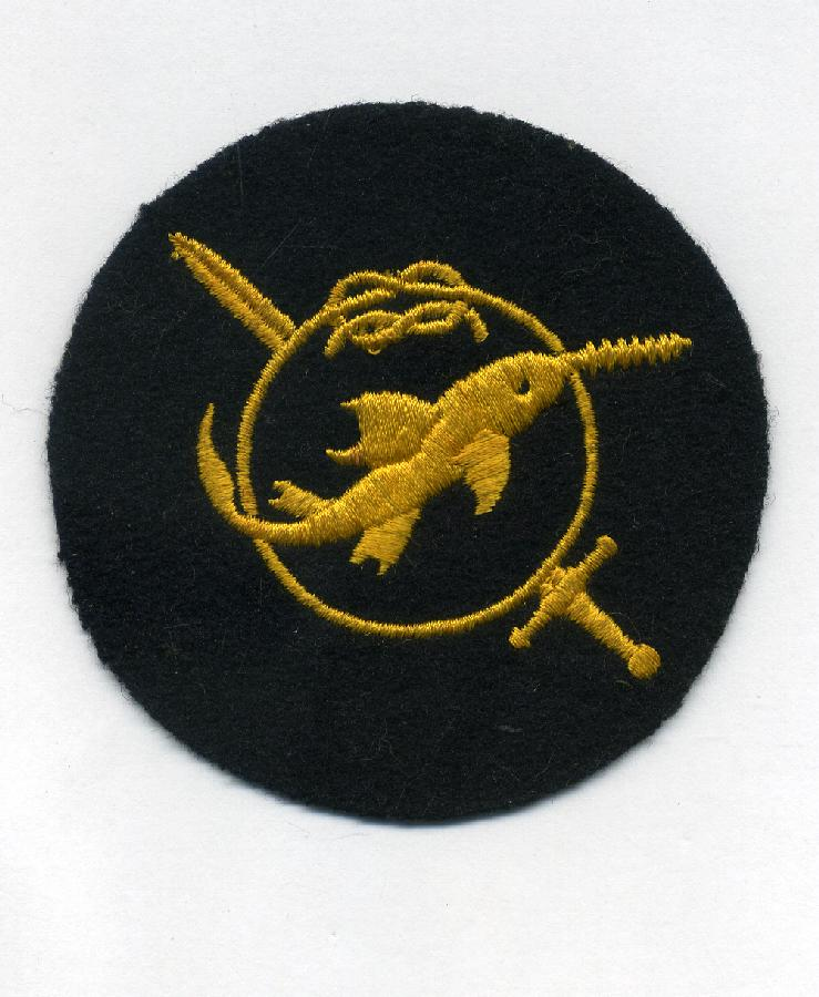 SMALL BATTLE UNITS & OTHER NAVY BADGES