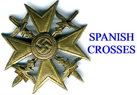 GERMAN SPANISH CROSSES