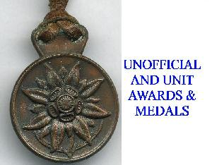 UN-OFFICIAL MEDALS