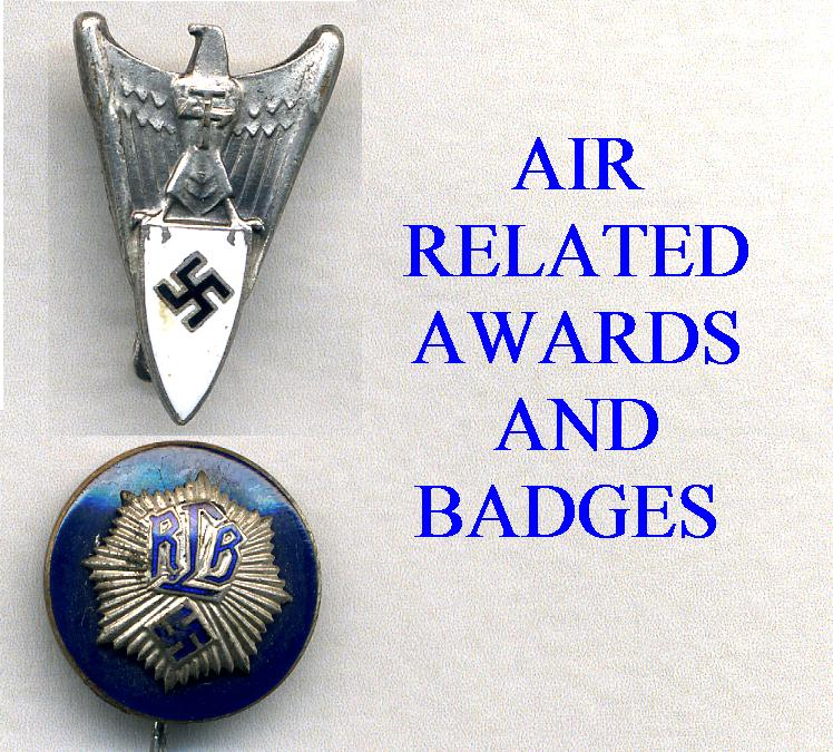 AIR RELATED BADGES