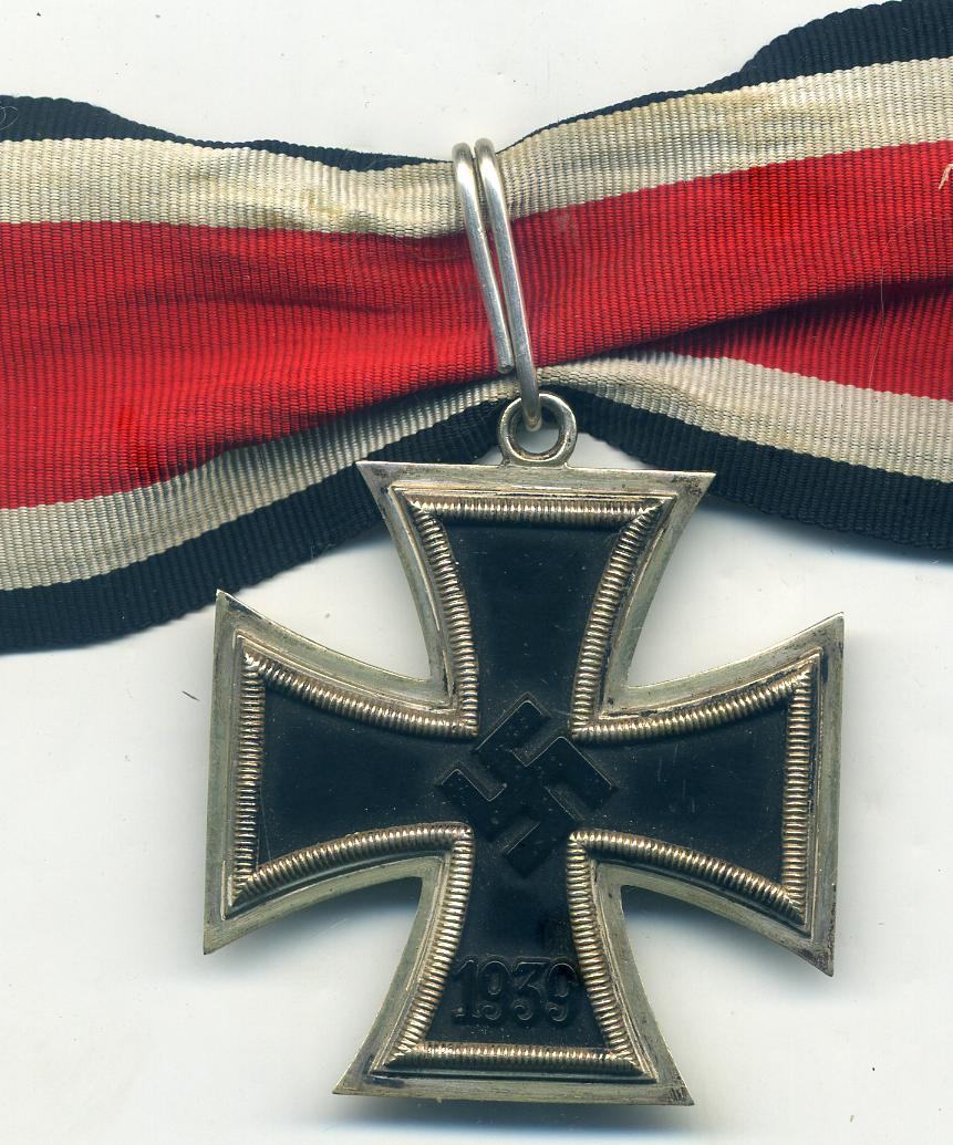 S & L  Post War  Knights Cross  <BR> of the Iron Cross For Sale