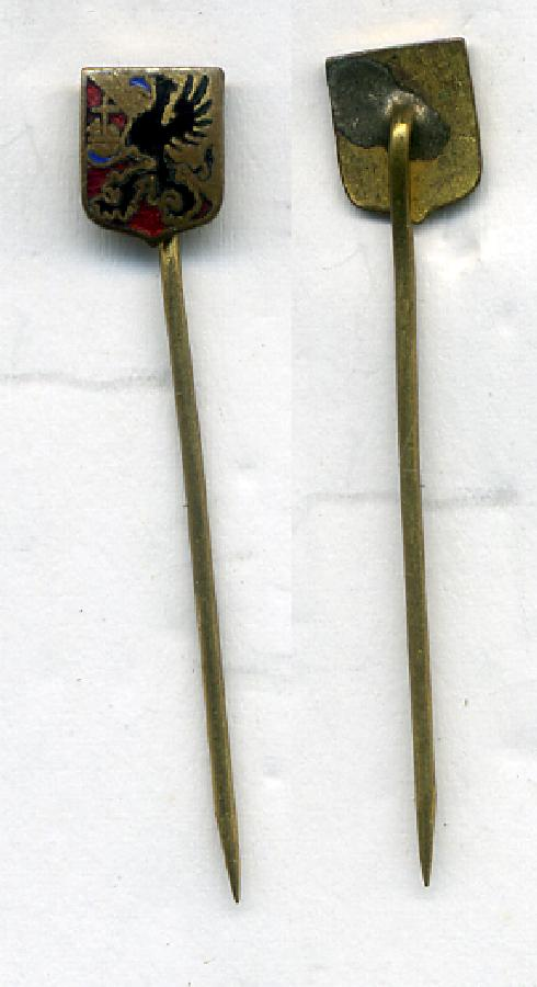 Tie pin or  Badge      at WWW.Thirdreichmedals.com