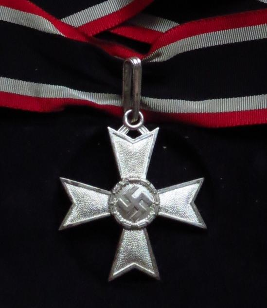 German War Merit Knight Cross <BR> Case For Sale