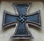 German Cased Iron Cross 1st Class at WWW.Thirdreichmedals.com