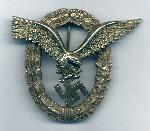 German Pilots Badge at WWW.Thirdreichmedals.com