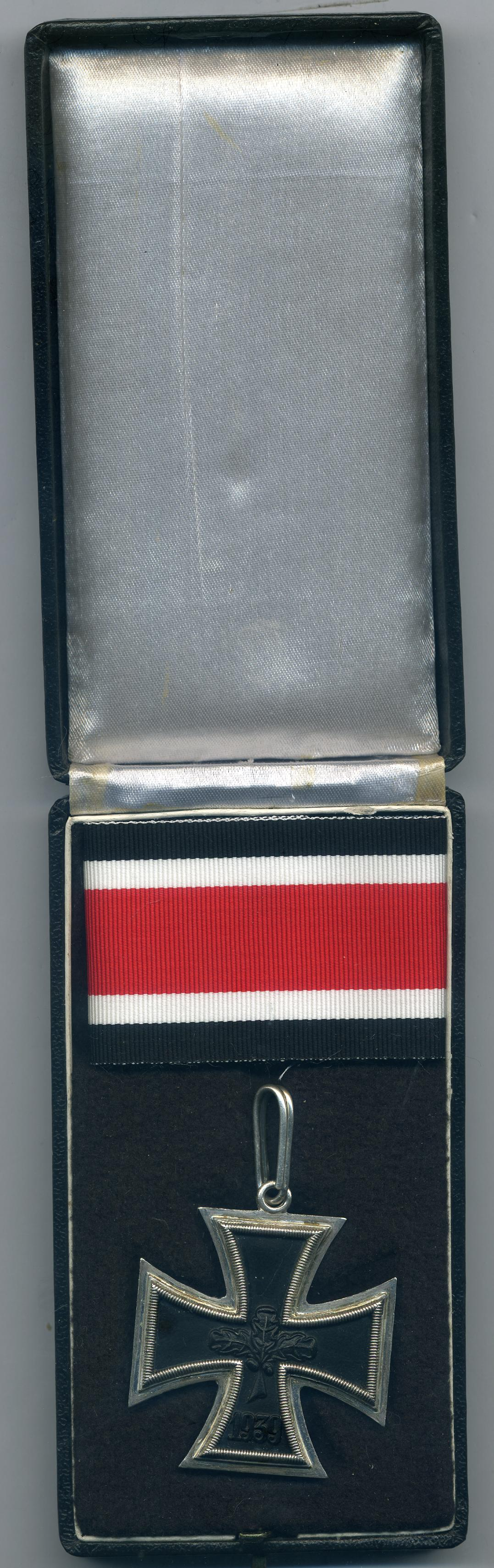 A Nice Scarce example of an Early 1957 Knight's Cross at WWW.Thirdreichmedals.com