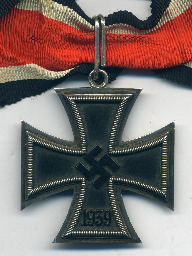 S & L  War Time Knights Cross  <BR> of the Iron Cross For Sale