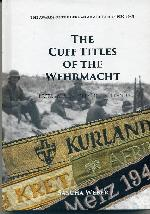 (T914) A Brand New German Book on the Cuff Titles of the Wehrmacht