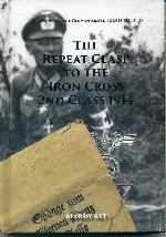 (T915) German Book on the Repeat Clasp of the Iron Cross 2nd Class 1914