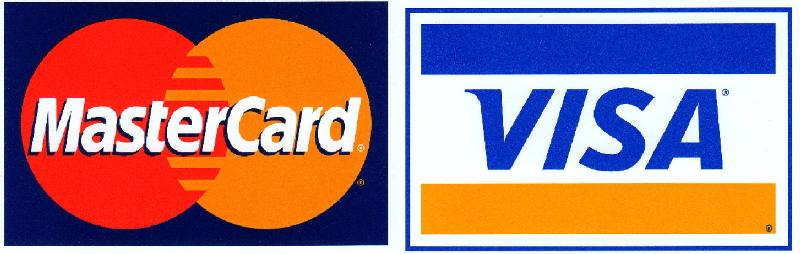 Picture of VISA LOGOs